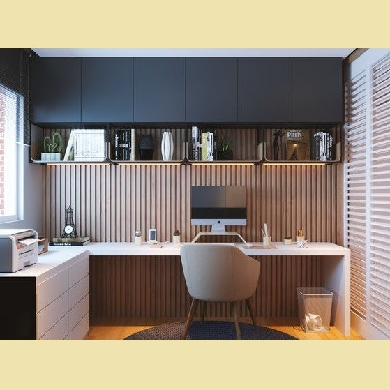 Customized Study Room Working Room Singapore (2)
