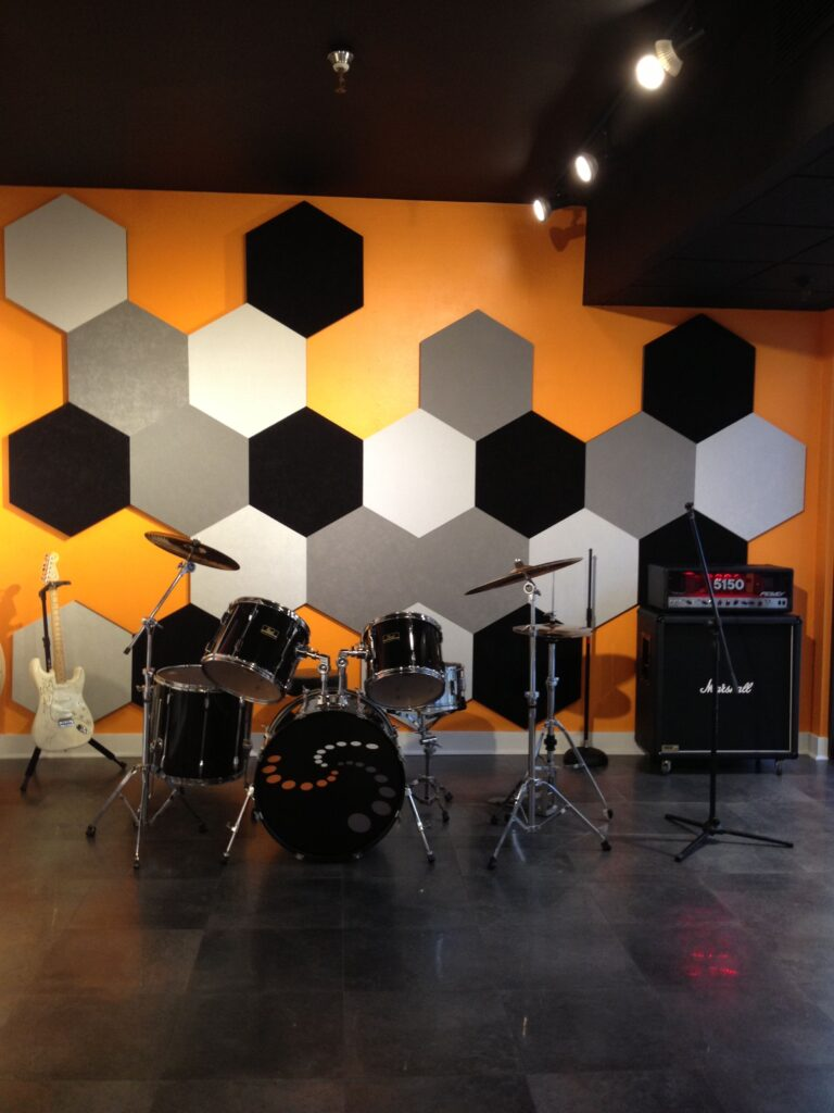 acoustic panel design processing and fit out works (3)