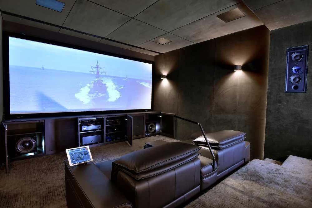 home ktv kalaok design and ideas and home cinema design (1)