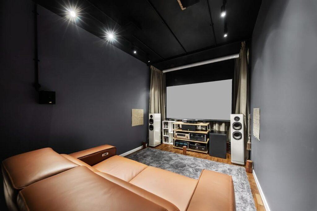 home ktv kalaok design and ideas and home cinema design (6)
