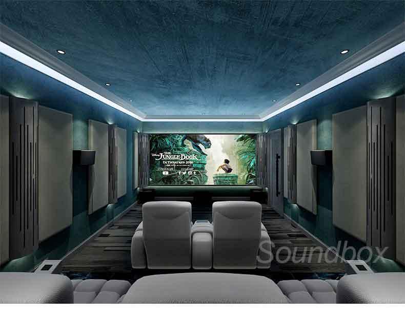 home ktv kalaok design and ideas and home cinema design (7)