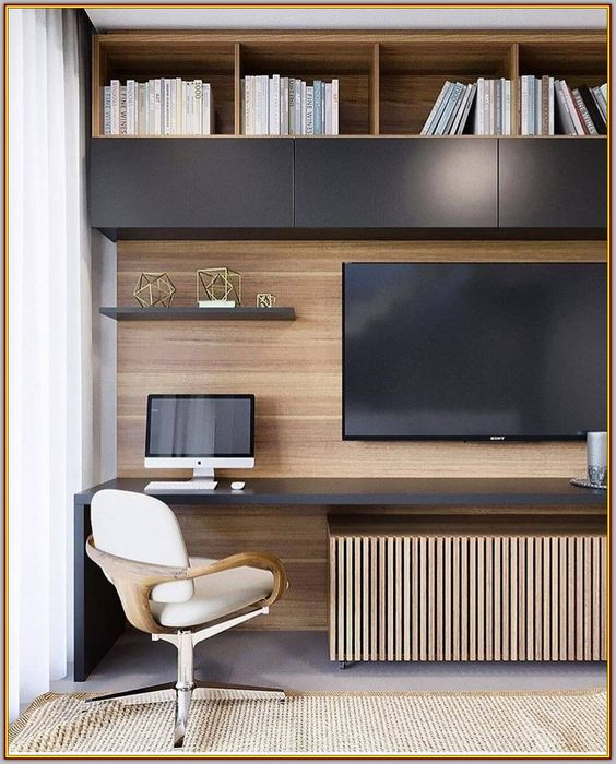 study room and reading room design ideas (28)