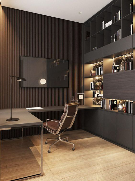 study room and reading room design ideas (34)