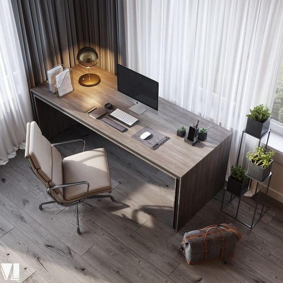 study room and reading room design ideas (35)