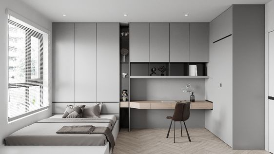 study room and reading room design ideas (6)