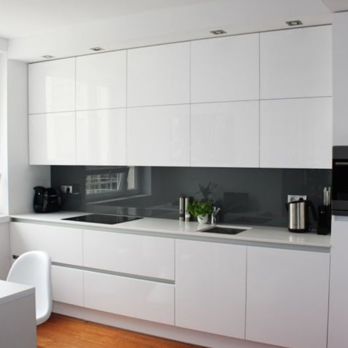 Customized Modern Concise Kitchen Cabinets Singapore (20)