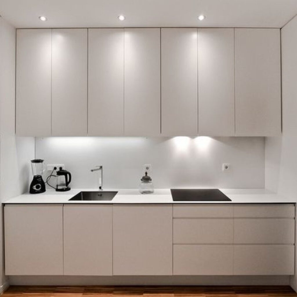 Customized Modern Concise Kitchen Cabinets Singapore (22)