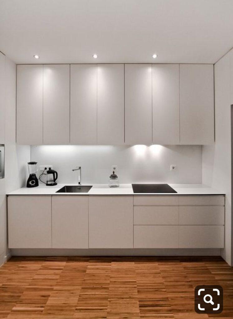 Customized Modern Simplicity Kitchen Cabinets Singapore. 定制现代简约厨房橱柜 新加坡 (22)