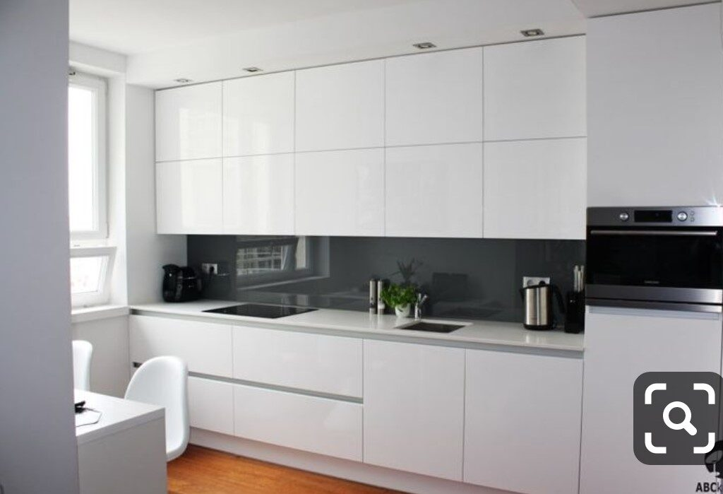 Customized Modern Simplicity Kitchen Cabinets Singapore. 定制现代简约厨房橱柜 新加坡 (3)