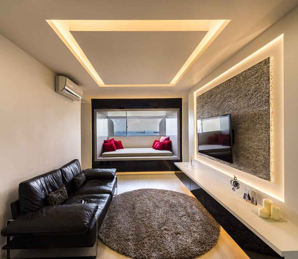 False Ceiling Specialist Contractor In Singapore