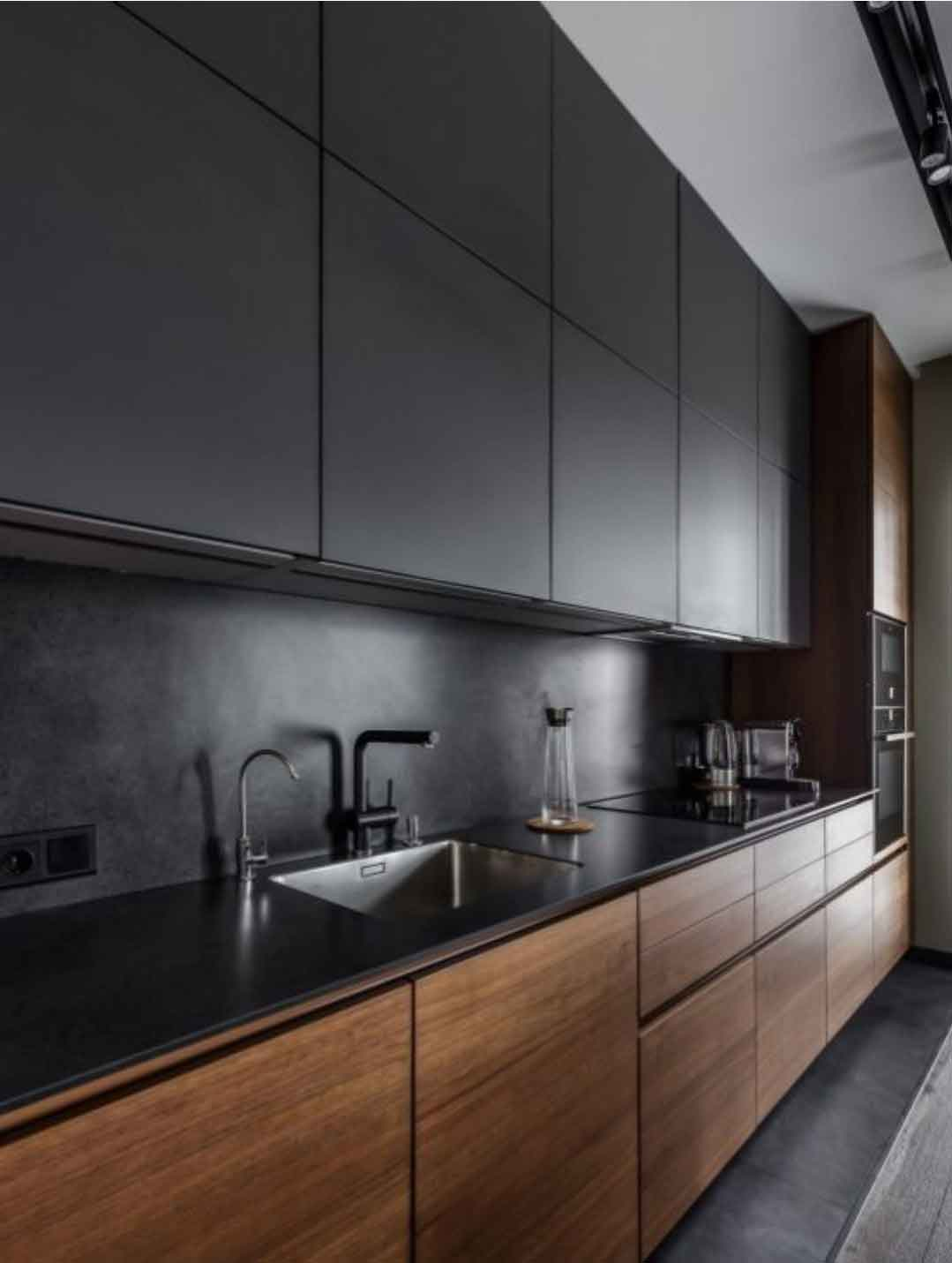 Custom Made Kitchen Cabinets Singapore High End Kitchen Cabinets
