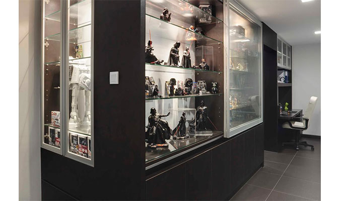 custom-display-cabinet