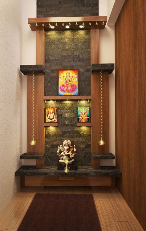 indian prayer altar cabinet 5