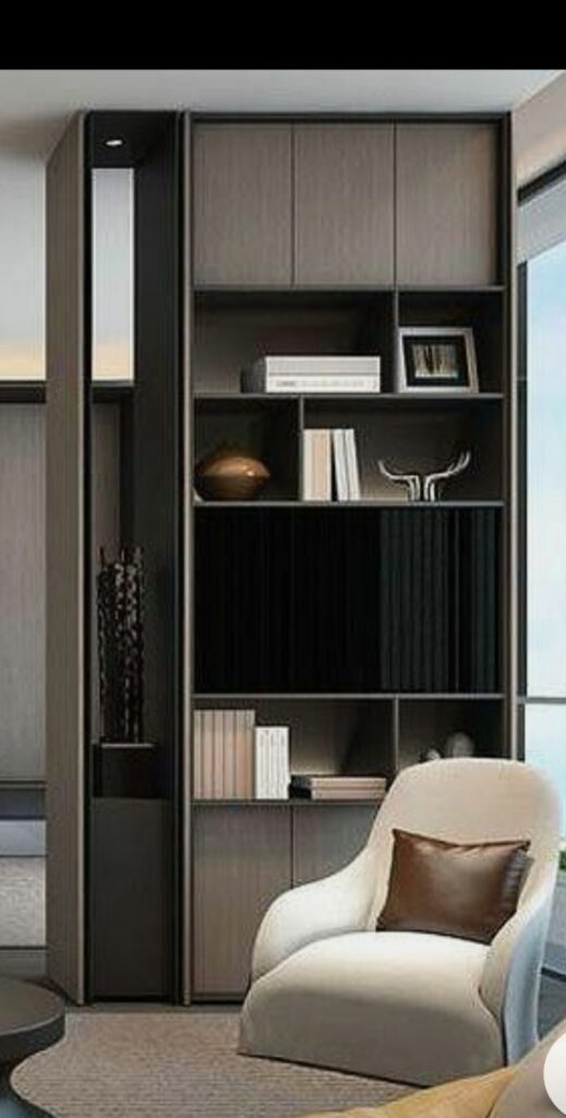 display cabinet 111