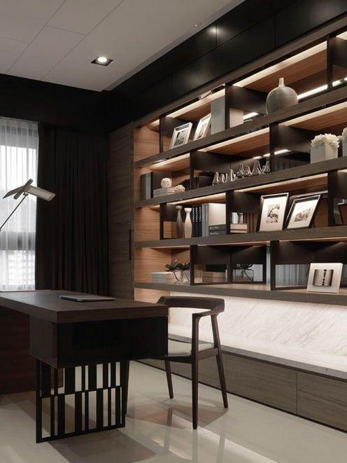 premium display cabinet with led lighting