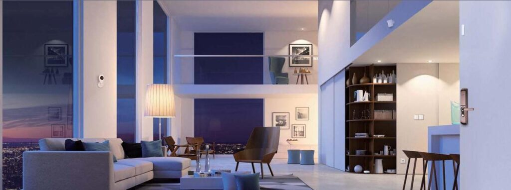 smart home devices and system design and implementation for home and offices (1)