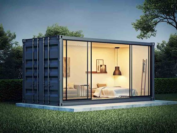 container booth interior design and fit out works (3)