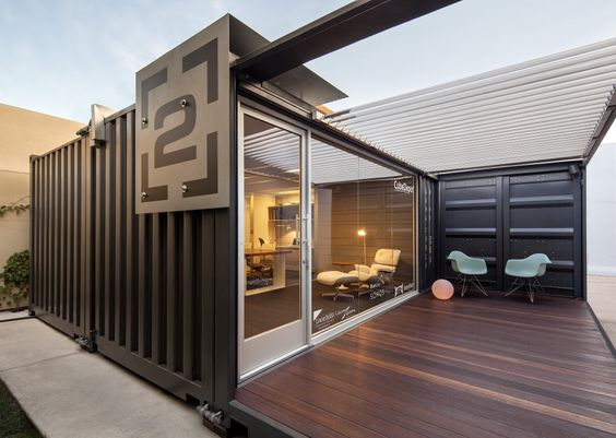 container booth interior design and fit out works (5)
