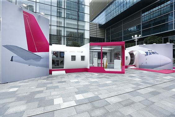 container booth interior design and fit out works (71)