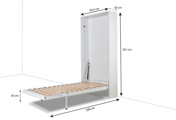 space saving bed for kids and maid room or utility room (10)