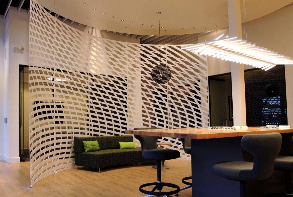 timber CNC nesting routering cutting services acoustic panels designs (19)