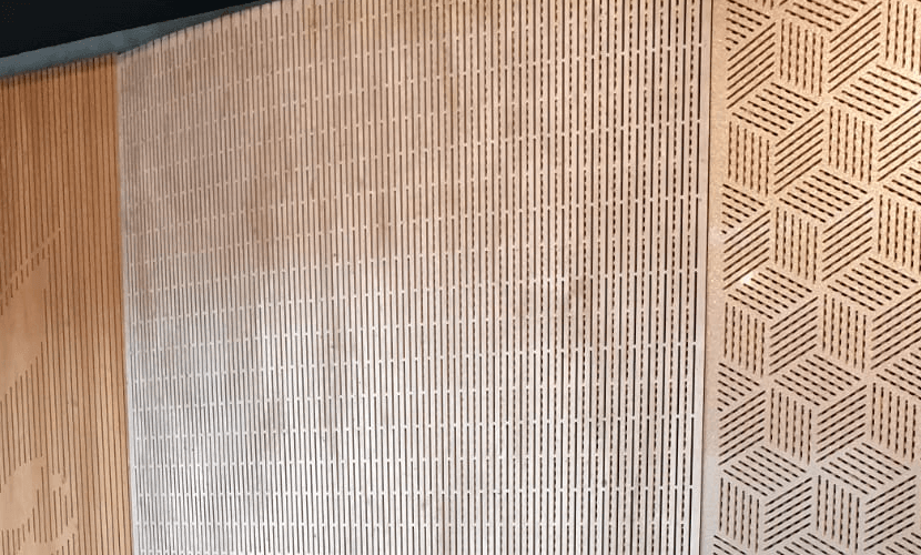 timber CNC nesting routering cutting services acoustic panels designs (4)