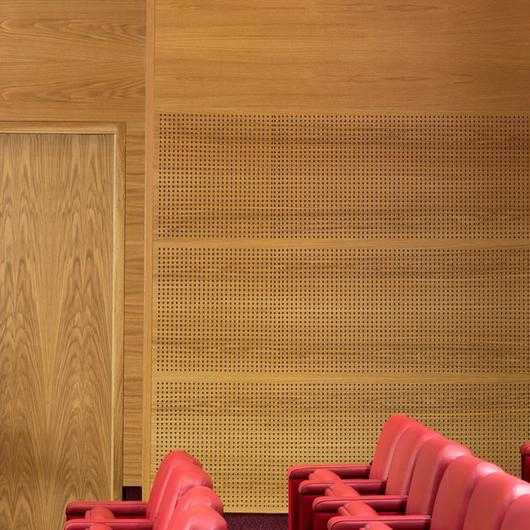 timber CNC nesting routering cutting services acoustic panels designs (7)