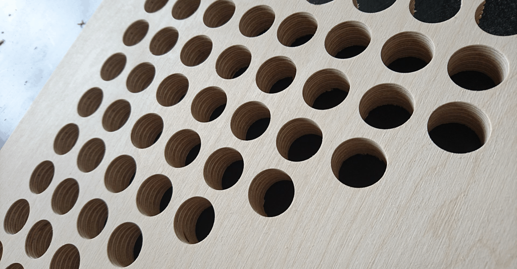 timber CNC nesting routering cutting services acoustic panels designs (8)