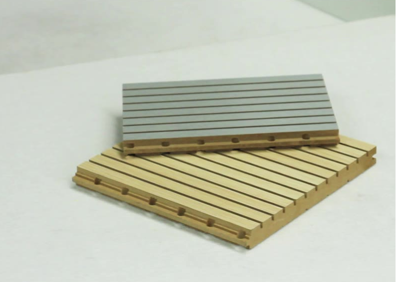 timber CNC nesting routering cutting services acoustic panels designs (9)
